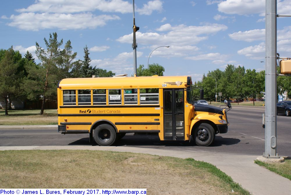 First Student Canada Briggs Bus Lines